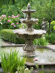 32 beautiful garden fountains ideas to get inspired