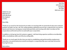 Thank You Letter Template Madinbelgrade