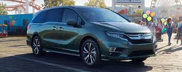 2018 Honda Odyssey Vs 2017 Comparison: What\u0027s Different? |  Highland, IN