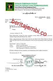 Surat yang dibuat oleh seseorang yang isinya menyangkut kepentingan pribadi, disebut surat prive Ini Pengakuan Evi Suherman Soal Undangan Dari Dpp Untuk Fachrori Beritajambi Co