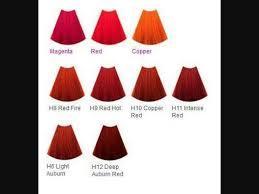 Novacolor Hair Color Chart De Lorenzo Nova Color Chart Mix With Equal Part Of