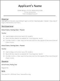 Resume Creator Interesting Resume Creator For Students New Resume Maker Online Beautiful