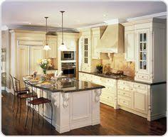 cream cabinets dark wood floors love off white cabinets with dark