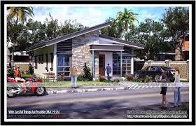 Small Picture Philippines House Designs And Floor Plans Small House Design