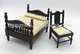 where to buy miniature furniture. Contemporary Furniture Wooden Doll House Miniature Furniture 112 Sylvanian Families Bedroom  Double BedChair Set With Where To Buy