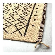 jute rug is a durable and recyclable material with natural color variations ikea runner rugs au