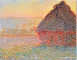 from the haystack series c 1890 91