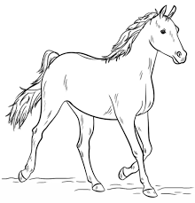 Free Printable Horse Coloring Pages Pertaining To Top 48 Free ...