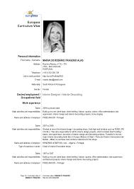 Curriculum Vitae Best English Resume Maria Charyan Resume Uu 24