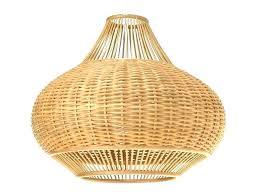 woven pendant light pendant light lamp shade engaging wicker shades ball rattan drum pear woven replacement woven pendant light
