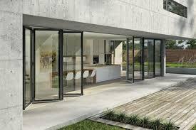 aluminium bifold glass doors sl 82