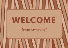Welcome Card Templates Welcome Card Templates Magdalene Project Org