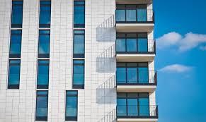 Hinterlüftete Fassaden Vorgehängte Fassade Vorhangfassaden Aus