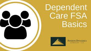 Dependent Care Flexible Spending Account Dcfsa Or Dcap Basics