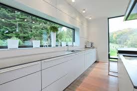 Sehr Langes Sideboard Mit Viel Arbeitsfläche Interior Einrichtung