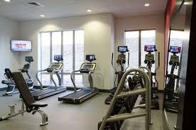 fitness exercise room hilton garden inn hickory
