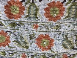 large vintage aubusson needlepoint rug 13