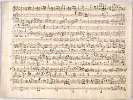 Mozart's vs. Beethoven's Handwritten Sheet Music | by BMSB Music Magazine