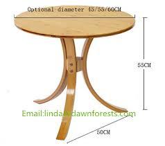 china hot ing furniture small round