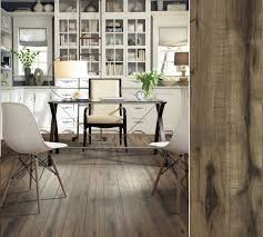 shaw laminate in a gorgeuos hand hewn visual style timberline color peavey grey fake hardwood floorsgrey