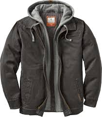 Mens Rugged Full Zip Dakota Jacket