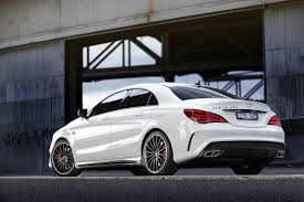 Mercedes-Benz India To launch CLA 45 AMG