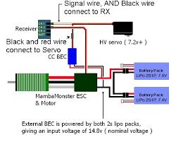 bec wiring diagram rcu forums is this bec diagram correct savagecommander