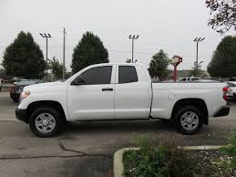 2017 Used Toyota Tundra SR5 4.6L V8 Double Cab 4WD Touchscreen ...