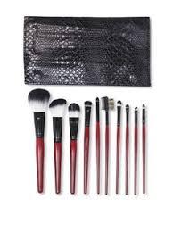 64 off beaute basics 10 piece professional brush set beauty women
