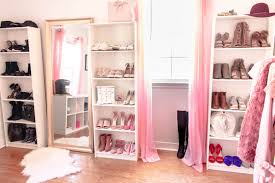 closet office space. A Feminine And Affordable Cloffice (Closet + Office Space) Closet Space C