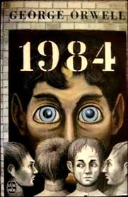 privacy training blog covers for george orwell s  orwell 1984 book cover 04