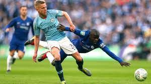 Manchester Citys Oleksandr Zinchenko: Hinten links den Platz gefunden