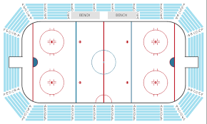 Stadium Seating Plan Landmarks Vector Stencils Library