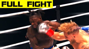 1 day ago · jake paul edges tyron woodley by split decision in tense fight to remain unbeaten the youtube star weathered a storm in the fourth round to prevail on the cards. Jake Paul Defeats Nate Robinson Via Second Round Knockout Full Fight Youtube