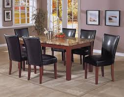 granite top dining room table inside tables with tops decor 2