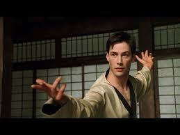 <b>Kung Fu</b>: Neo vs Morpheus | The Matrix [Open Matte] - YouTube
