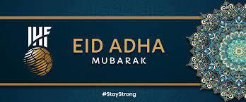 IHF   Congratulations on Eid al-Adha Mubarak