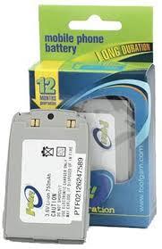 Battery LG L3100 750 mAh Li-Ion Foof ...