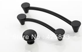 pulls drawer pull handles black square kitchen cabinet handles