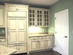 Milk Paint Kitchen Cabinets Milk Paint On Kitchen Cabinets