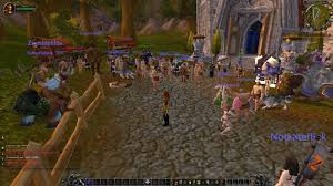 Gay only guild on wow