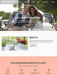 Wedding Wordpress Theme Free Best Wedding Wordpress Theme Wedding Band