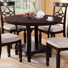 stunning dining room furniture distressed finish 36 inch round table slab medium yellow wood for 12
