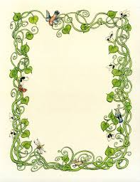 Small Picture nature page borders Google Search clip art 2 Pinterest