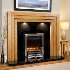 stamford solid oak fireplace surround