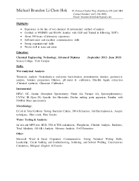 11 12 Laboratory Experience Resume Loginnelkriver Com