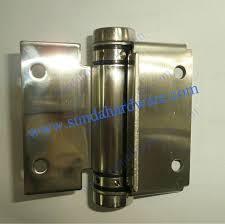 spring loaded hinges for door. spring loaded door hinge/glass fence gate pivot hinge hinges for i