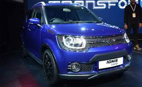 new car launches maruti suzukiMaruti Suzuki Ignis India Launch Date Revealed  NDTV CarAndBike