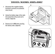 2007 toyota matrix installation parts harness wires kits 2007 toyota matrix installation parts harness wires kits bluetooth iphone tools wire diagrams stereo
