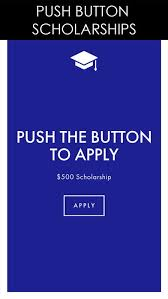 no essay scholarship push a button to apply on the app store iphone screenshot 1